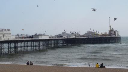 Brighton peer