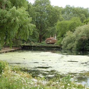 St James's Park london
