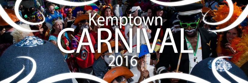 Brighton Kemptown carnival 2016