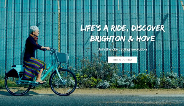 Brighton Bicycle Scheme